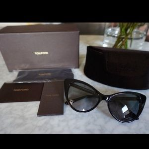 Tom Ford Nikita Sunglasses excellent condition!